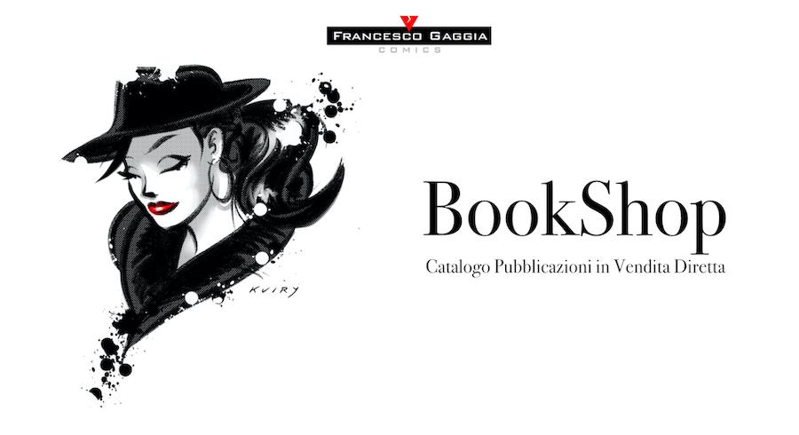 BookShop | Catalogo pubblicazioni in vendita diretta.