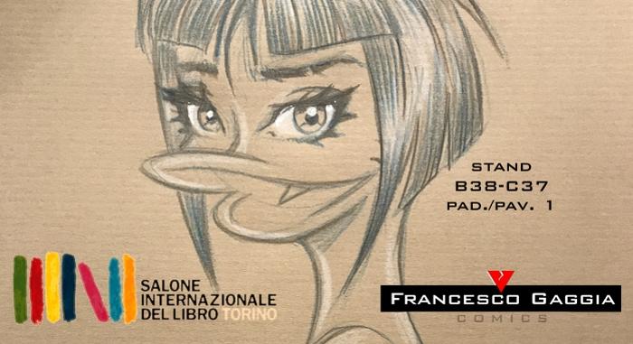 Francesco Gaggia - Al Salone Internazionale del Libro di Torino l'ultima produzione editoriale