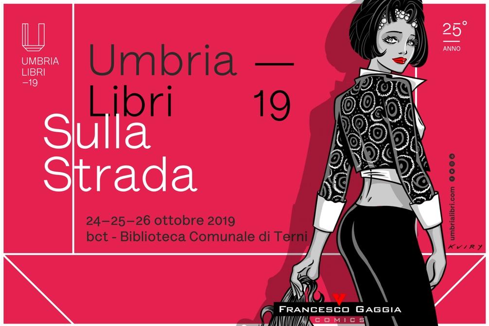 Salomè NOIR a Umbrialibri 2019 - Terni