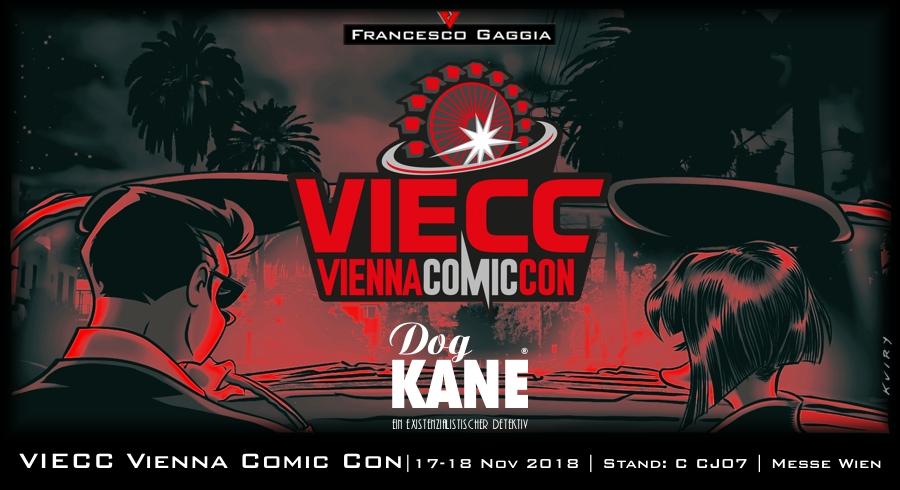 Kuiry at Vienna Comic Con